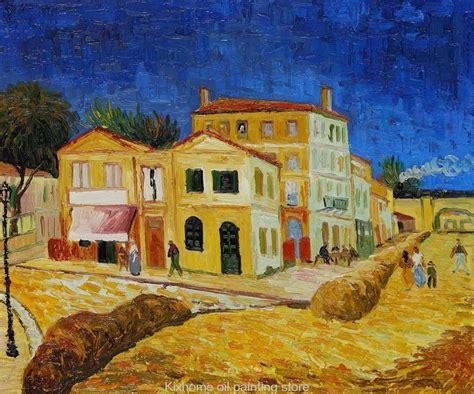 Vincent de en casa Arles Van Gogh pinturas al óleo sobre ...