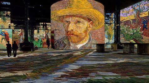 Vincent van Gogh art ALIVE   Atelier des Lumières  Paris ...