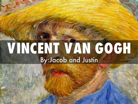 Vincent Van Gogh by henry.j.n