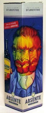 Vincent van Gogh, chemistry and absinthe | Feature ...
