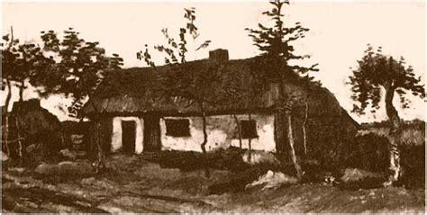 Vincent van Gogh: Cottage. Oil on Canvas. Nuenen, The ...