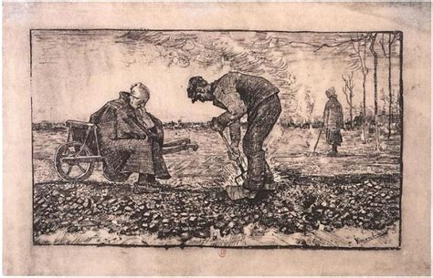Vincent van Gogh Graphic Works | Van Gogh Gallery