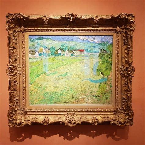 Vincent van Gogh  Les Vessenots en Auvers  at Museo ...