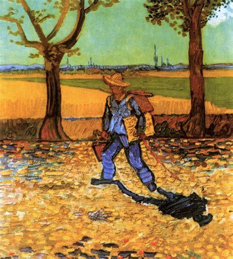 Vincent van Gogh   Painter on His Way to Work 1888   art ...