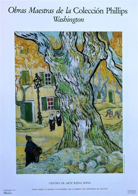 Vincent Van Gogh – «Los empedradores» cartel original ...