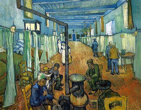 "Vincent van Gogh, ""Ward in the Hospital in Arles""  1889 ..."