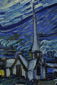Vincent van Gogh, The Starry Night – Smarthistory