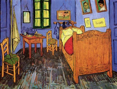 Vincent van Gogh   Vincent s Bedroom in Arles 1889 ...