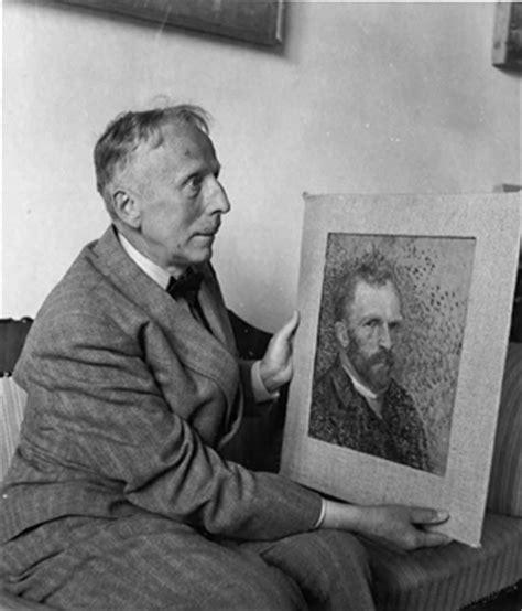 Vincent van Gogh's nephew, Vincent Willem van Gogh,  1890 ...