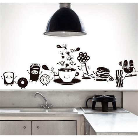 Vinil Decorativo Para Pared Cocina Happy Food   $ 400.00 ...