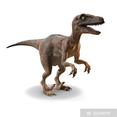 Vinilo Pixerstick 3D Velociraptor • Pixers   Vivimos para ...