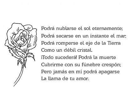 Vinilo Poesía  Amor Eterno  02802   Vinilos decorativos ...