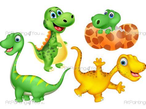 Vinilos Infantiles Dinosaurios  Kit    ArtPainting4You.eu ...