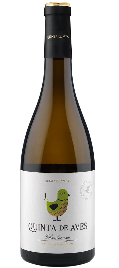 Vino Quinta de Aves Chardonnay 2017