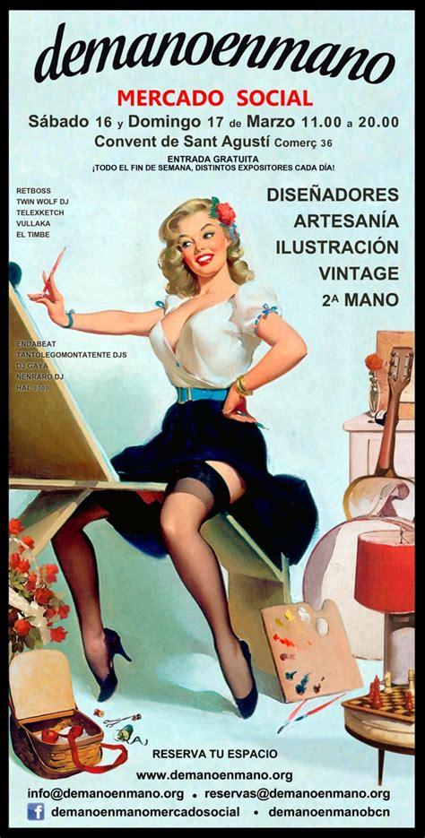 Vintage, 2a mano y artesanía este fin de semana en el ...