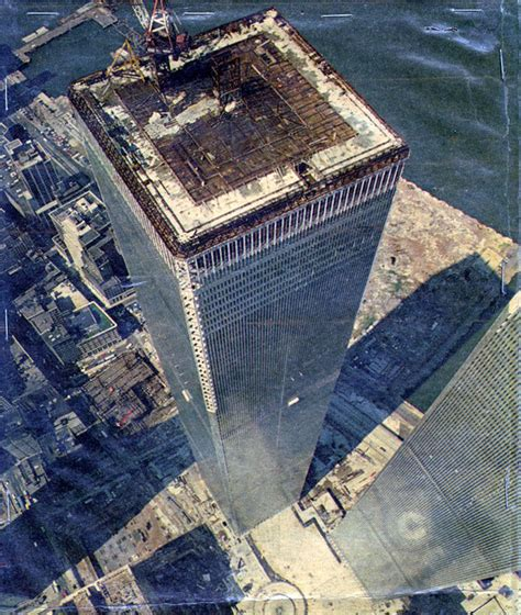 Vintage Aerial Photograph Shows One of the World Trade ...