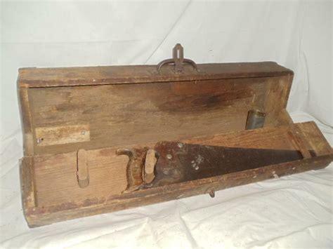 Vintage Antique Primitive Carpenter Wood Wooden 32  Long ...