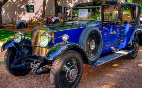 vintage, Car, Rolls Royce Wallpapers HD / Desktop and ...