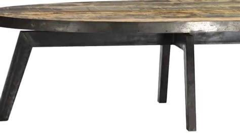 Vintage Industrial Furniture Tables Design Iron Old ...