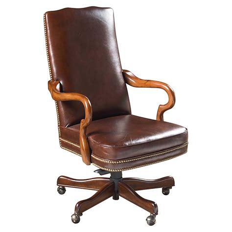 Vintage Leather Office Chair   Decor IdeasDecor Ideas