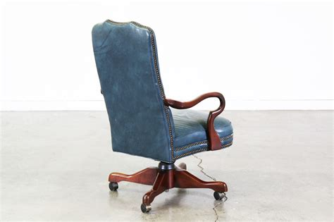 Vintage Leather Office Chair | Vintage Supply Store