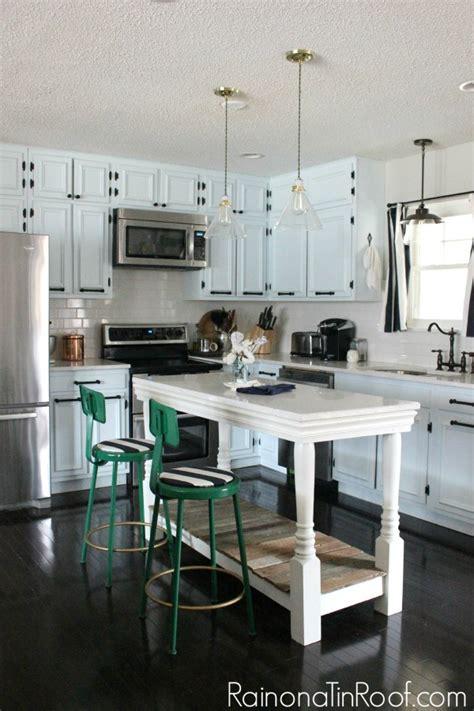 Vintage Modern Rustic Kitchen
