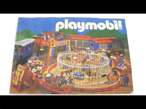 Vintage Playmobil 1986 Catalog!   YouTube