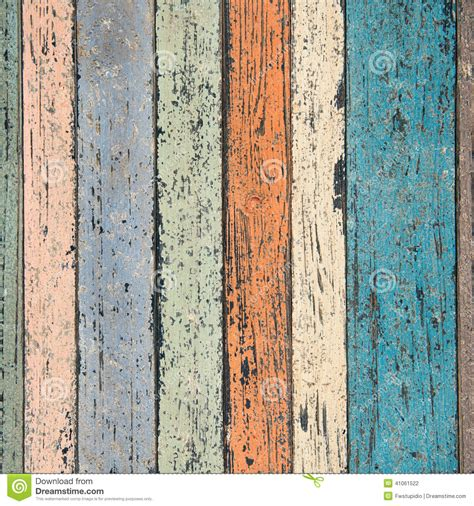 Vintage Wood Wall For Text And Background Stock Photo ...