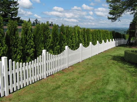 Vinyl Residential Fencing Salem, Lincoln City   Outdoor Fence
