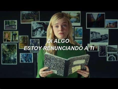 Violet y Finch   Say something Sub.Español   YouTube
