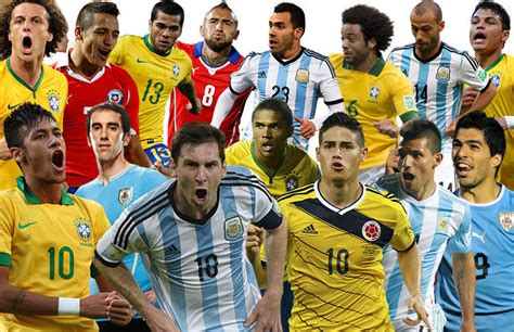 Viralízalo / ¿Cuál es la mejor selección Sudamericana de ...
