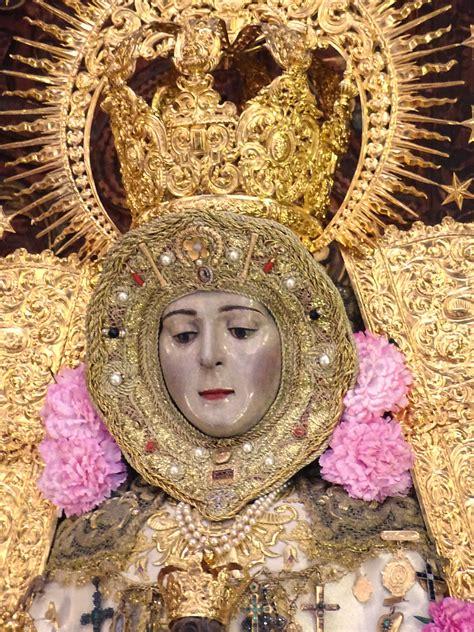 Virgen del Rocío. Almonte. Huelva. Spain   Virgen, Virgen ...