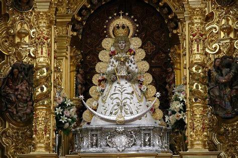 Virgen del Rocio de Almonte  Huelva