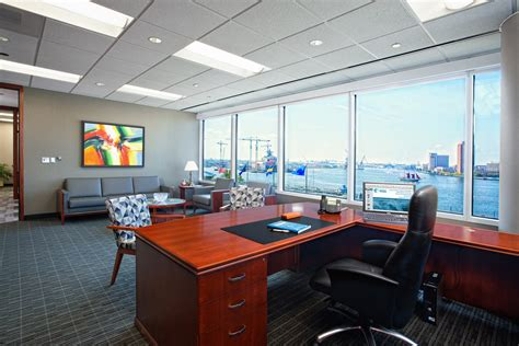 Virginia Port Authority – Executive Offices   HBA ...