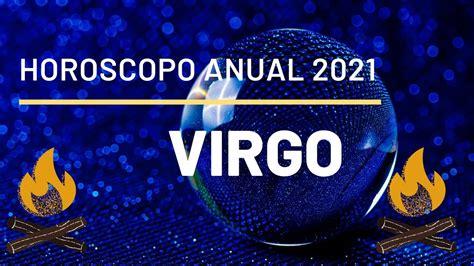 VIRGO   HOROSCOPO ANUAL 2021   LECTURA DE TAROT   YouTube