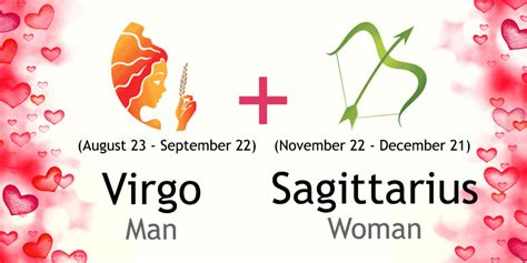 Virgo Man and Sagittarius Woman Compatibility | Ask Oracle