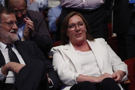 Viri, la mujer de Mariano Rajoy, sufre un accidente en el ...