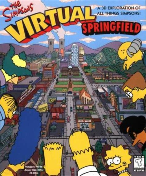 Virtual Springfield | Wikisimpsons | Fandom powered by Wikia