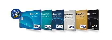 Visa Days   Banco Fassil S.A.
