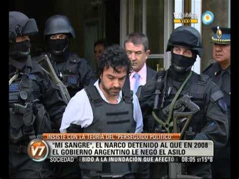 Visión 7: Narco colombiano sin asilo político   YouTube