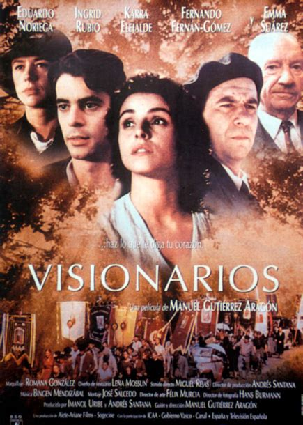Visionarios : EDUARDO NORIEGA : WEB OFICIAL
