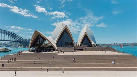 Visit Us   Sydney Opera House