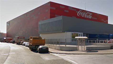 Visita a Coca Cola de Galdakao | FP Andra Mari