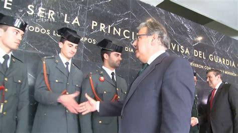 Visita del Ministro del Interior a la Academia de ...