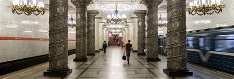 Visita guiada por el metro de San Petersburgo   Civitatis.com