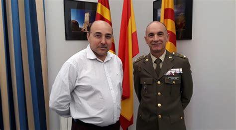 Visita Oficial del Coronel Cebollero, nuevo Delegado de ...