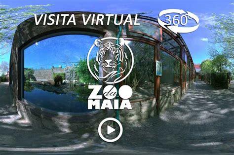 Visita Virtual Zoo da Maia   Soluções Digitais