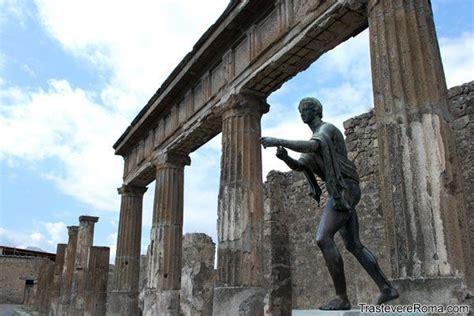 Visitar pompeya desde Roma, itinerario y cómo llegar