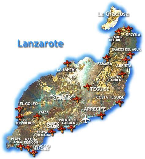 VISITAS OBLIGADAS | Mis vacaciones en Lanzarote
