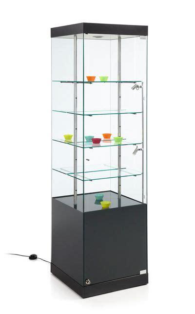 Vislum   vitrina expositora MARTINA  50x50x180  | VITRINAS ...